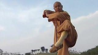 Shaolin small flood kung fu (xiao hong quan): basic footwork