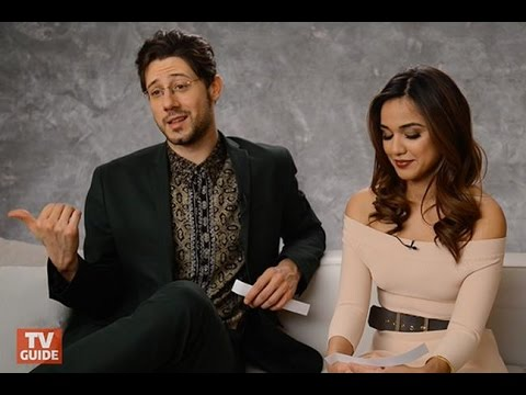 The Magicians Cast on Getting Starstruck Meeting Lev Grossman