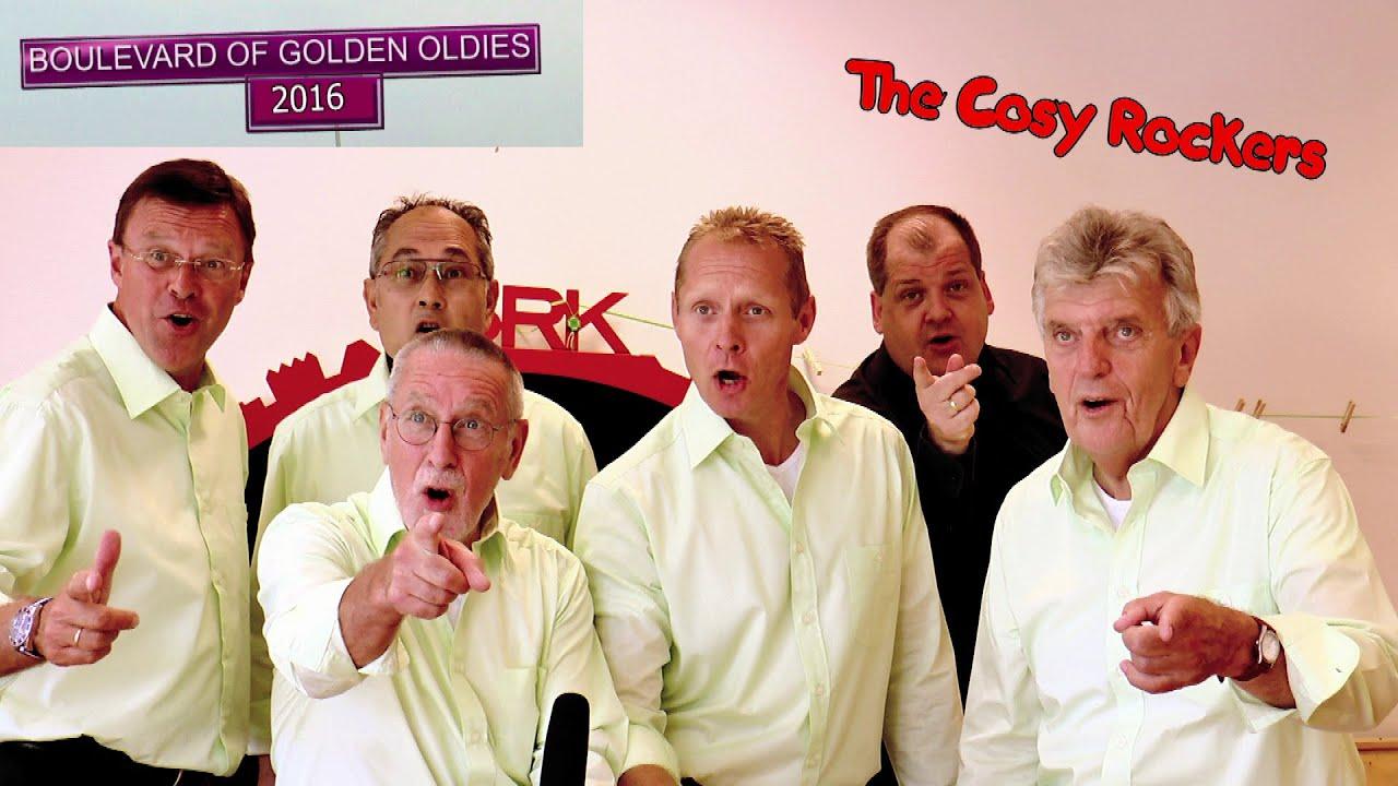 Cosy Rockers 25 mei in 't Teejater