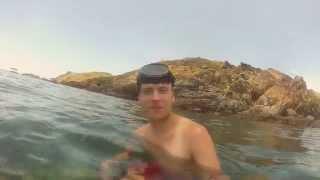 Lặn san hô ở bãi Dứa - Bên Bấc Nhơn Lý