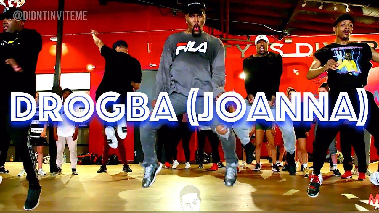 "Afro B - ""Drogba"" (Joanna) - IG: @Didntinviteme"
