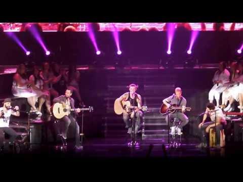 Backstreet Boys - Trust Me - IAWLT Tour - Toledo OH - Aug 4 2013