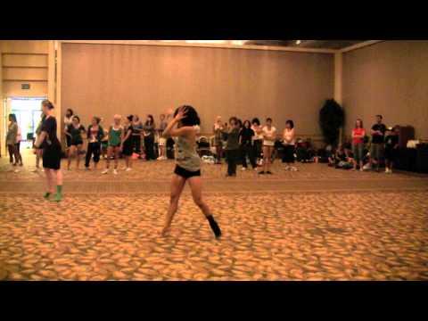 """""""Freak"""" - Estelle / Choreographed by Christian Vincent"""