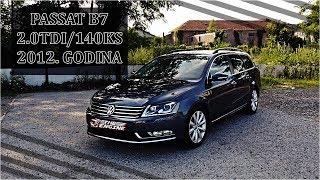 PASSAT B7 2.0TDI HIGHLINE KARAVAN | ISPLATIVI OBITELJSKI AUTOMOBIL - The Engine #17