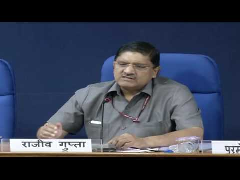 Press Conference on Swachh Bharat Mission