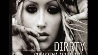 """Christina Aguilera, featuring Redman - """"Dirrty (Mauve Mix)"""""""