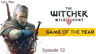 Goodbye Forever, Triss. Hopefully. -Ep 72 Let's Play: The Witcher 3: Wild Hunt (Blind)