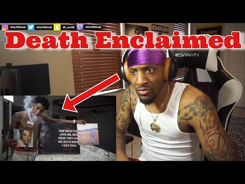 Protect YB! | NBA YoungBoy – Death Enclaimed (REACTION!!!)