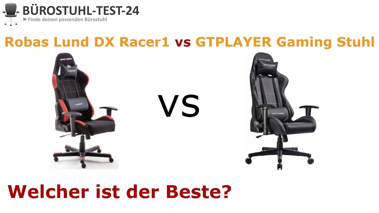 gtplayer gaming stuhl test