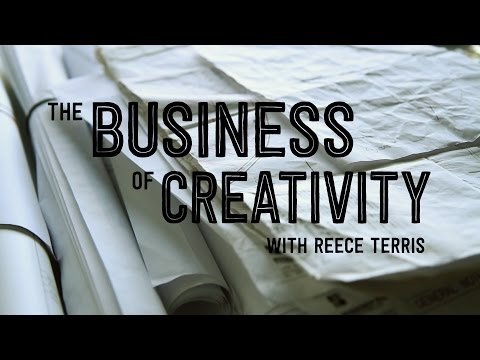 Reece Terris on the business of creativity