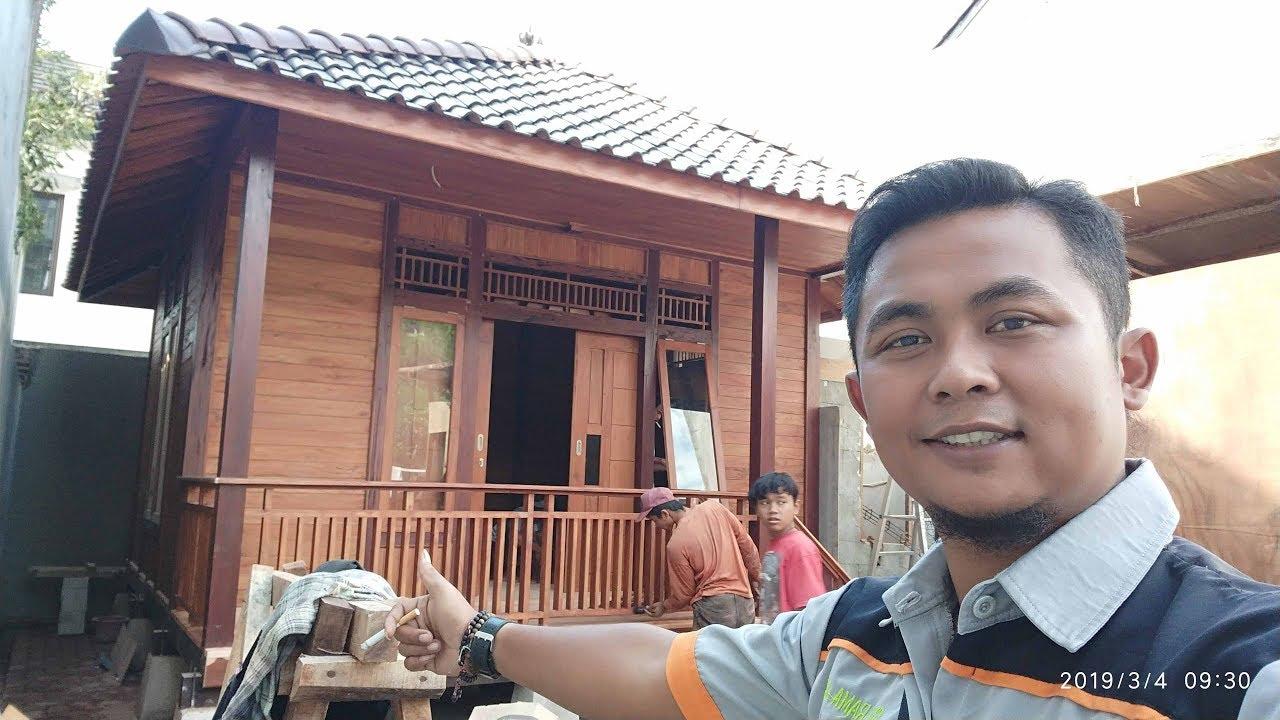 Jual Rumah Kayu Di Jakarta Bogor Bandung Jual Rumah Kayu