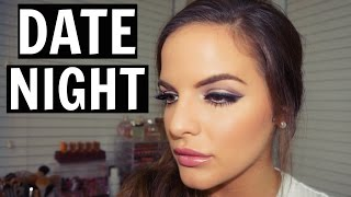 date night makeup tutorial   casey holmes