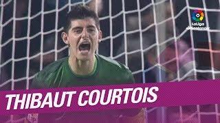 LaLiga Memory: Thibaut Courtois Best Saves