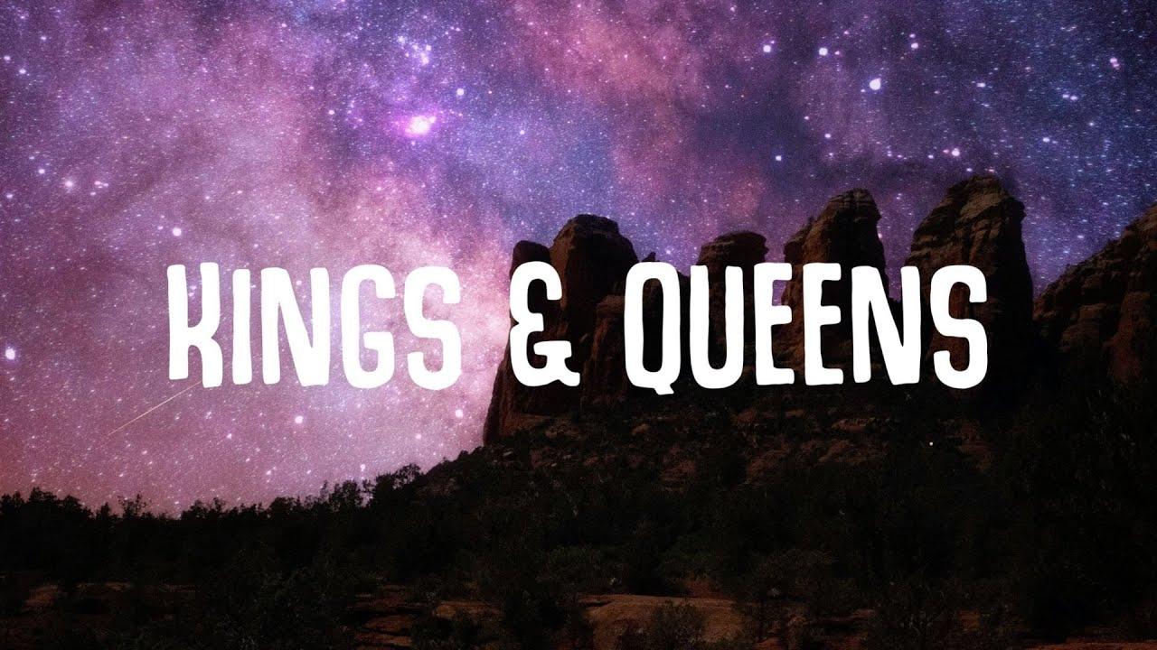 Robbe, New Beat Order, Britt Lari - Kings & Queens (Lyrics)