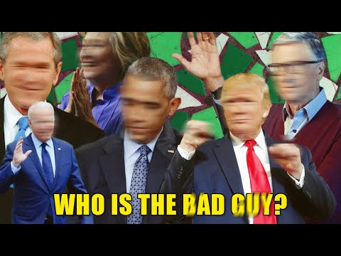WHO IS THE REAL BAD GUY? EXPOSING SOMETHING YOU MUST KNOW
