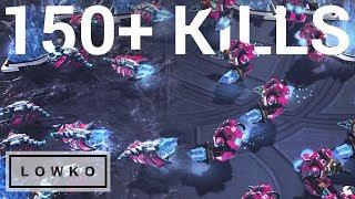 StarCraft 2: 150+ WORKER KILLS?!