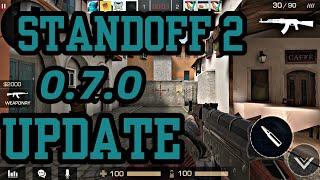 NEW STANDOFF 2 0.7.0 UPDATE! NEW GUNS, MAP, & GAMEMODE