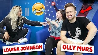 mouthguard challenge ft olly murs louisa johnson