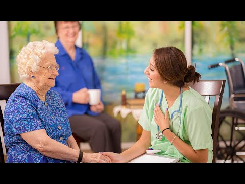 DIRECT CARE TRAINING VIDEO SHORT - COMMUNICATION SKILLS IN ADULT DAY CARE