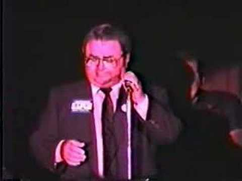 1987 George Spanky McFarland Live Part 1