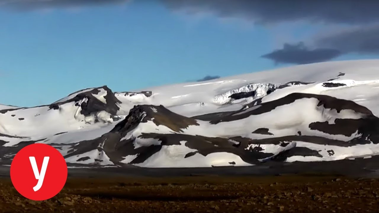 לזכר הקרח שאבד: הקרחון אוקיוקול הולך ונעלם