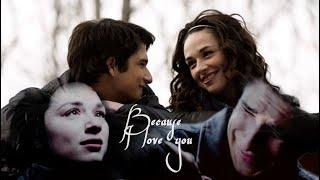 """Scott & Allison   """"Потому что я люблю тебя"""" - Ts"""