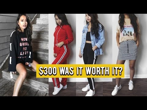 I SPENT $300 AT ALIEXPRESS TRY-ON HAUL | Was it worth it??