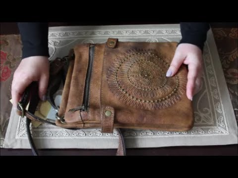 ASMR Purse Time ~ Old Bag to New Bag Contents Switch ~ Soft Spoken