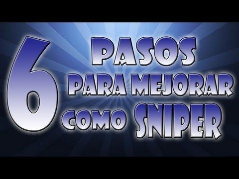 6 Pasos/Tips/Consejos para mejorar como Sniper/Francotirador en Call Of Duty Black Ops 2