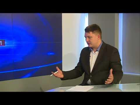 Гость в студии. Алдар Бадмаев (18.10.2017)