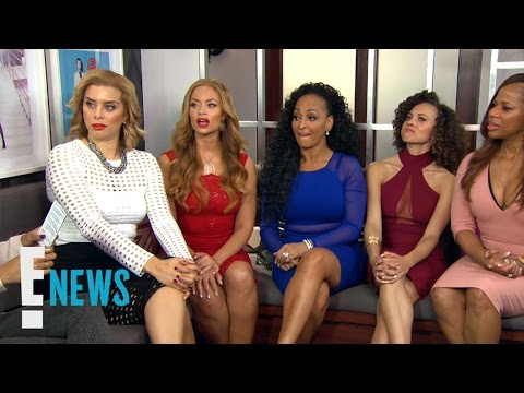 "The ""RHOP"" Play E!'s Realest Housewife Game! 