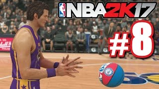 MY FIRST REAL WIN!   NBA 2K17   MyTeam #8