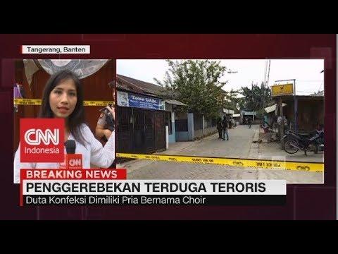 Kisah Keseharian Choir, Terduga Teroris yang Digerebek di Tangerang