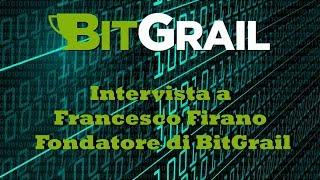 Intervista del CryptoBar a Francesco Firano , fondatore di BitGrail Video