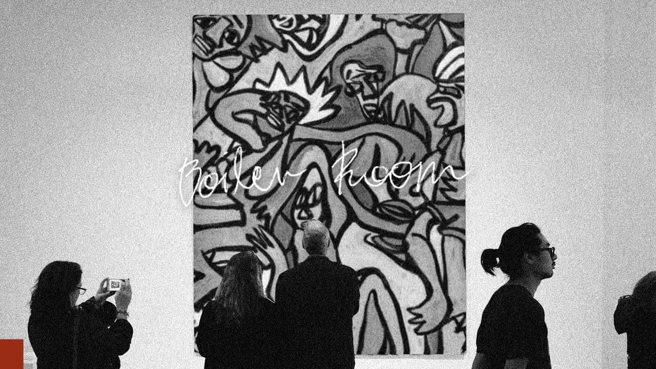 EMAS feat. Żyto - Boiler Room (prod. Podhajski)
