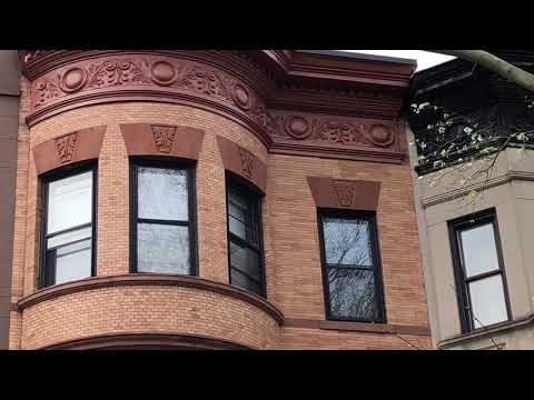 Barack Obama's Park Slope Brooklyn New York Residence.