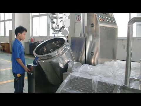 ZJR-250 Cosmetic Creams Emulsifier Mixer Homogenizer