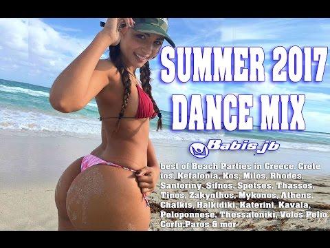 SUMMER 2017 DANCE MIX Deep Vibes  to the Bach BARS Babis jb TOP DJs MIX