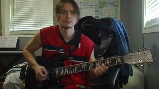Out of Limits by The Marketts - Guitar Lesson (TAB & Backing Track)