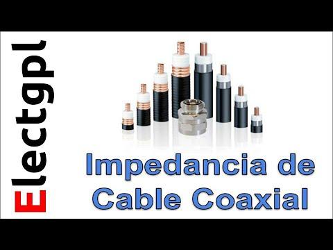 #179 - Midiendo Impedancia de cable Coaxial