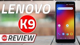 Lenovo K9 Review | Is It Better Than Xiaomi Redmi 6?