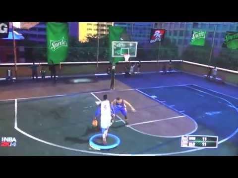 My New Camera! NBA 2K14! MyCareer Idea's. And BlackTop (Xbox 360)
