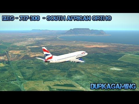 X-Plane 11 - IXEG 737 | Port Elizabeth/Cape Town | FAPE/FACT | Part 2