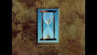 Styx Show Me The Way Edge Of The Century.
