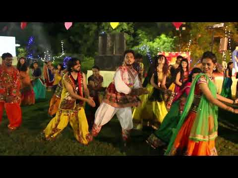 Ghammar Ghammar Garba 9 રાત્રી 2017|| Moment 360 Photography Hardik Patel