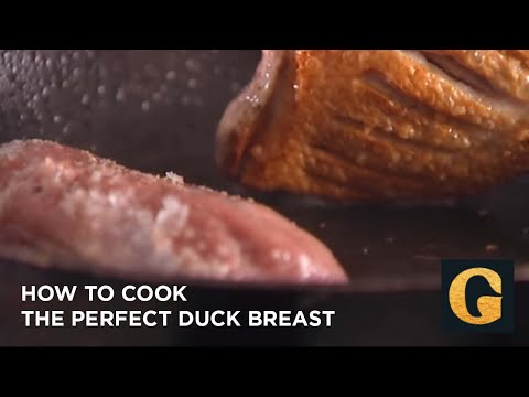 How To Cook Duck Breast - Gressingham Duck