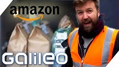25€/Stunde als Amazon Flex Paketbote verdienen -  Galileo testet das Jobangebot | Galileo