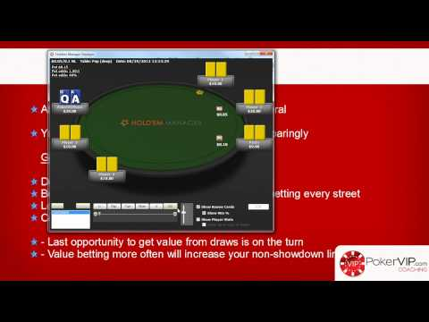 Top 10 Micro Stakes Poker Leaks: Episode 1