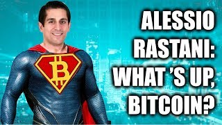 Alessio Rastani: what is happening with bitcoin? (Interview)