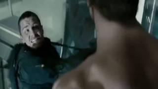Terminator 4 Salvation: CGI Arnold Schwarzenegger Scene [HD] Quality